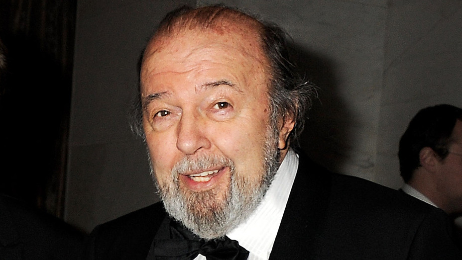 Sir Peter Hall - November 28, 2010  - Getty-H 2017