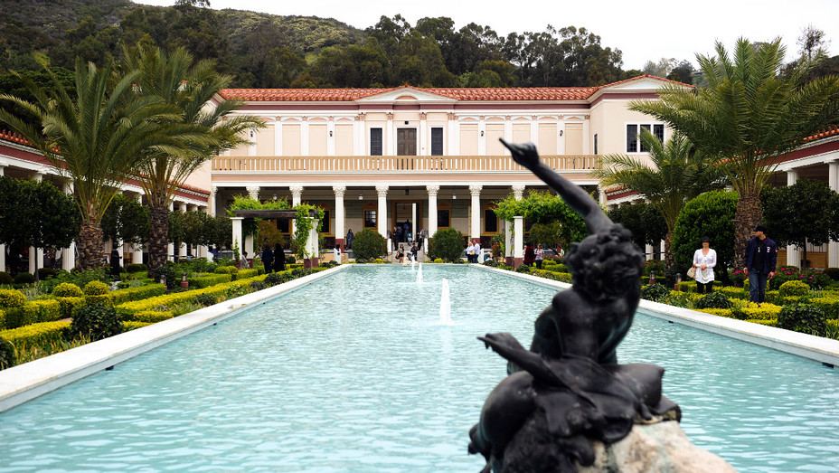 Getty Villa 2011 - Getty - H 2017
