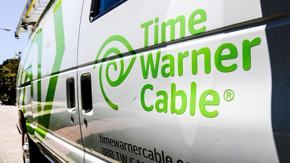 Time Warner Cable Van Door - Getty - H 2017