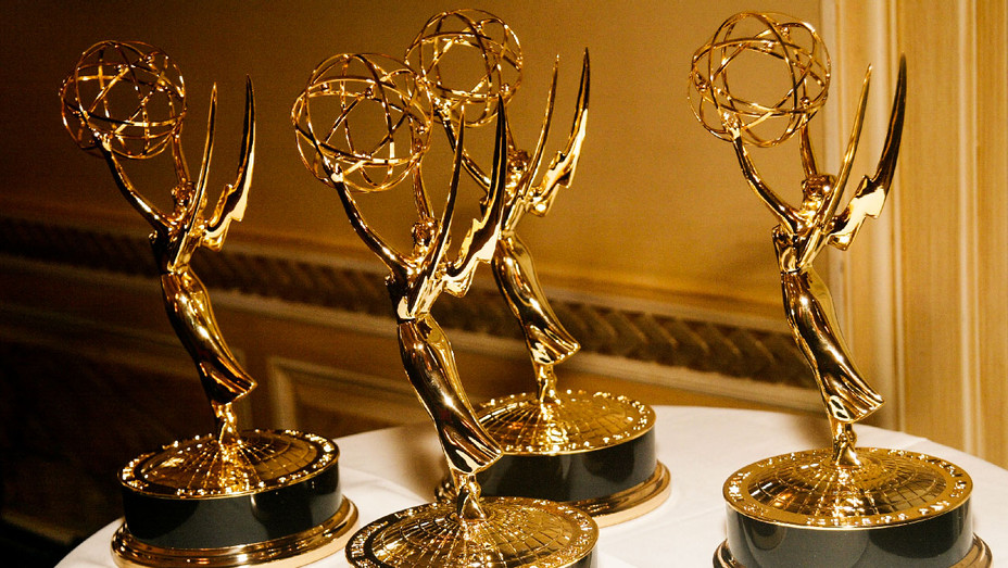 Emmys Awards Statues - Getty - H 2017