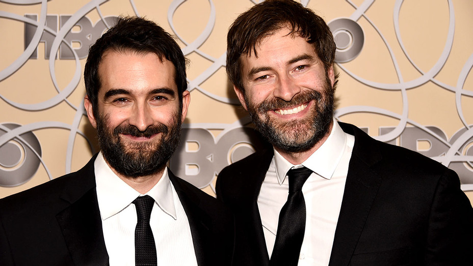 Jay Duplass and Mark Duplass- HBO's Official Golden Globe Awards After Party -Getty-H 2017