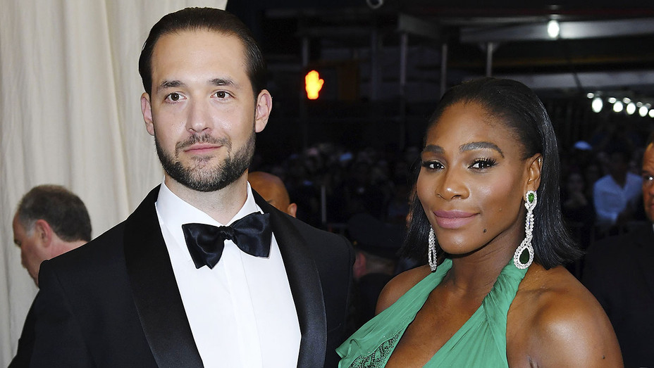 Serena Williams and Alexis Ohanian - Gala at MET on May 1, 2017-Getty-H 2017