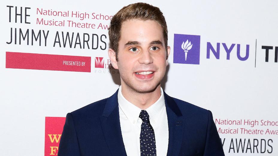 Ben Platt - 2017 National High School Musical Theatre Jimmy Awards - Getty - H 2017