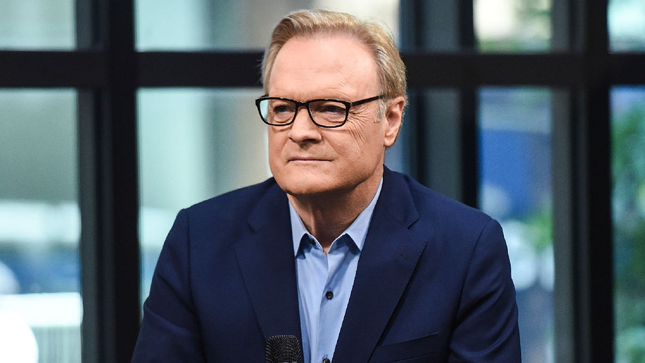 Lawrence ODonnell - Build Series - Getty - H 2017