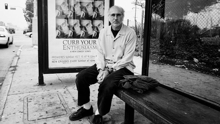 'Curb Your Enthusiasm,' The Early Years: Crazy Auditions and the Art of the Cringe