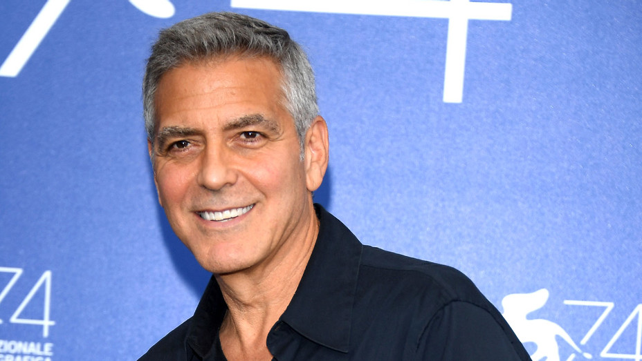 George Clooney - Suburbicon photocall during the 74th Venice Film Festival - Getty-H 2017