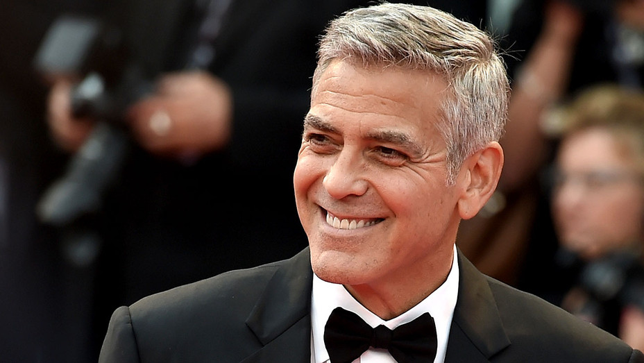 George Clooney- Suburbicon screening - Venice Film Festival - Getty-H 2017