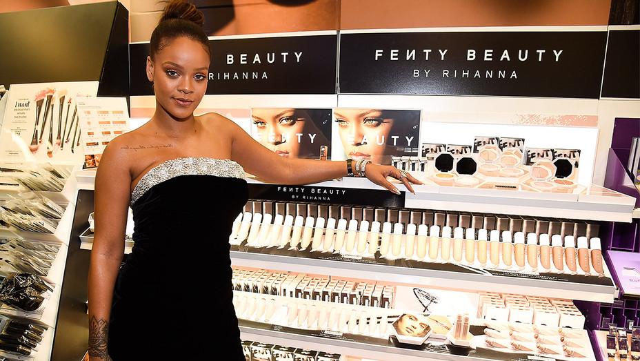 Rihanna Fenty Beauty Sephora - Getty - H 2017
