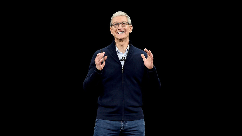 Apple CEO Tim Cook - media event at Apple's new headquarters -September 12, 2017 -Getty-H 2017