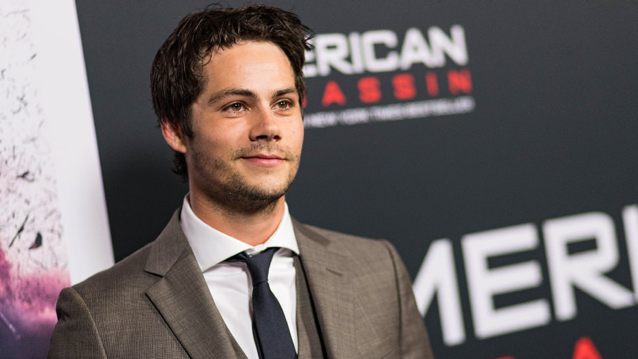 Dylan O'Brien - American Assassin Premiere - Getty - H 2017