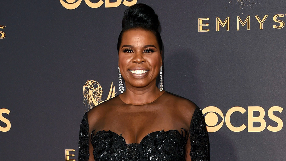 Leslie Jones attends the 69th Annual Primetime Emmy Awards - Getty-H 2017