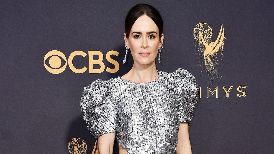 Sarah Paulson - 2017 Emmys - Getty - H 2017