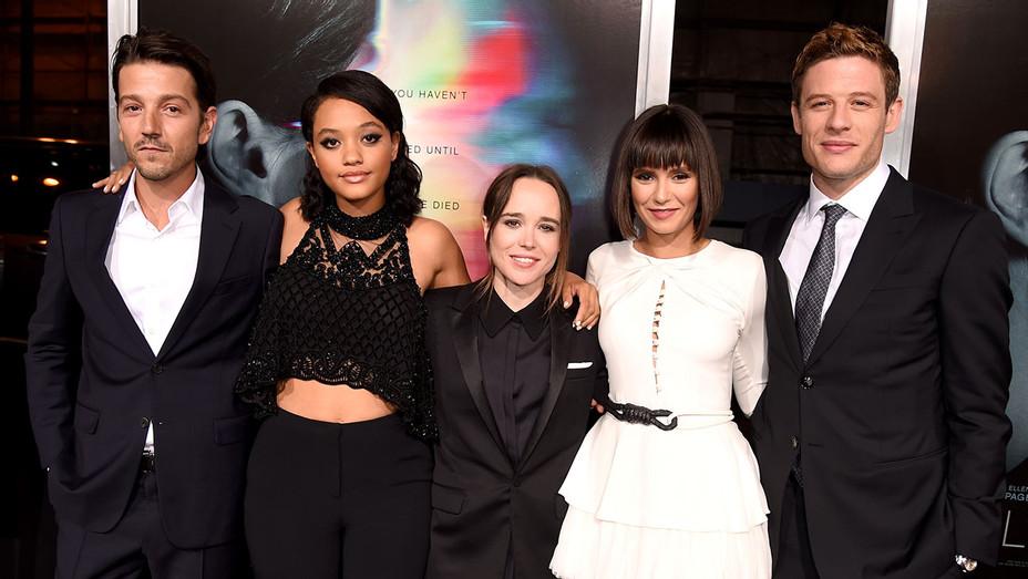 Flatliners Premiere -cast- Getty-H 2017