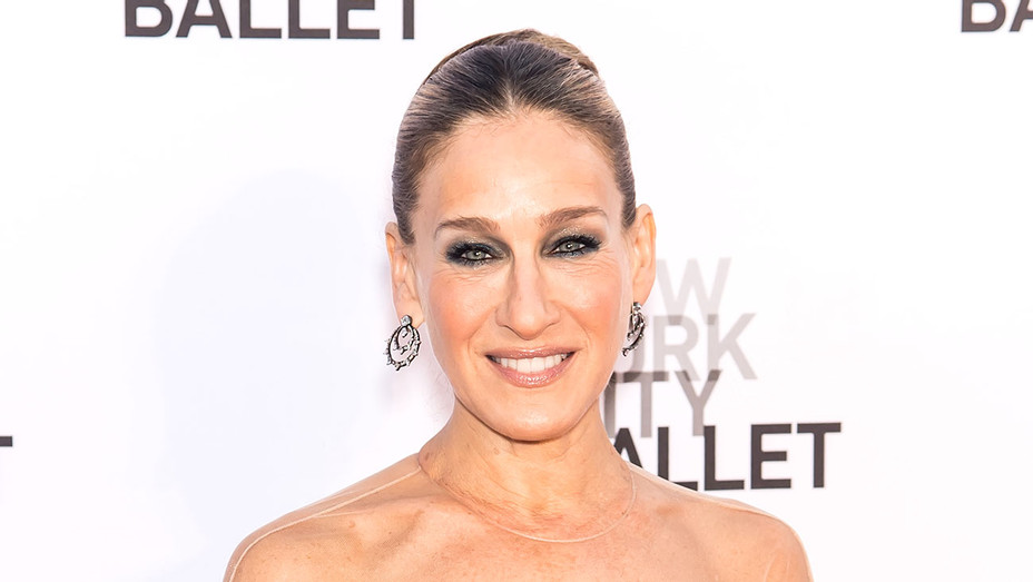 Sarah Jessica Parker attends the New York City Ballet's 2017 Fall Fashion Gala -Getty-H 2017