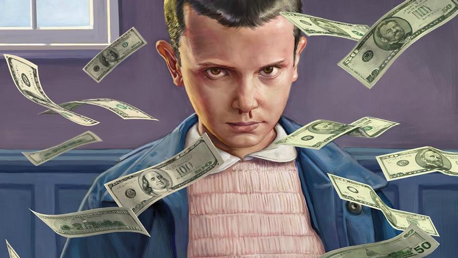 Illo Stranger Things Money - H - 2017