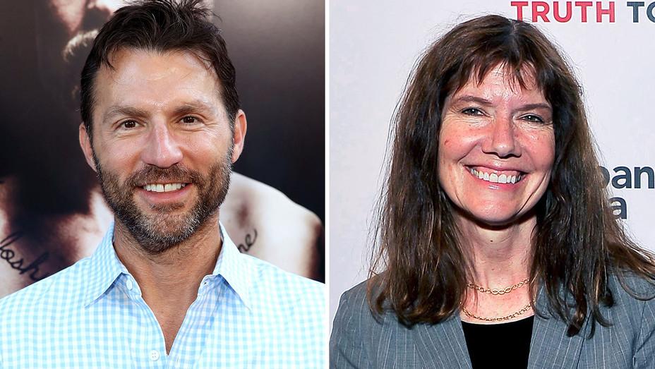 Jonathan King and Diane Weyermann -SPLIT--Getty-H 2017