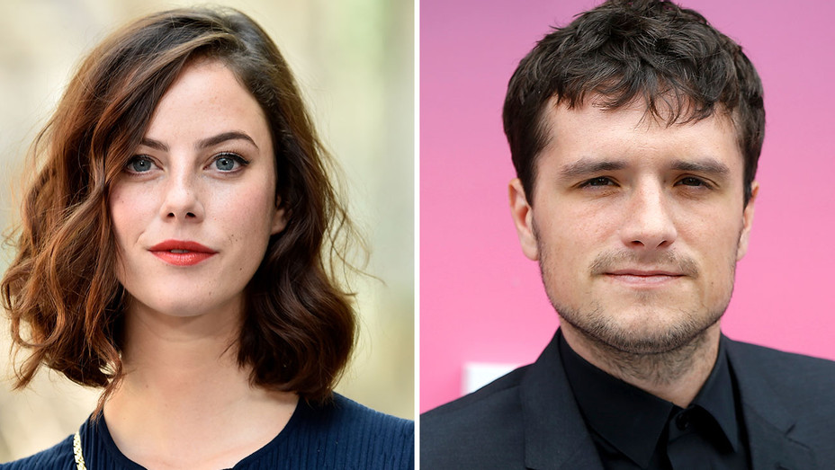 Kaya Scodelario and Josh Hutcherson -Getty-Split-H 2017