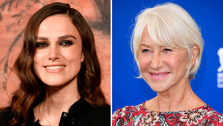 Keira Knightley and Helen Mirren - Split - Getty - H 2017