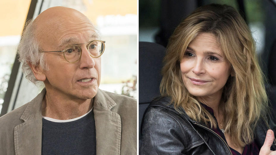 Larry David Curb Kyra Sedgwick Ten Days in the Valley - Publicity - H 2017