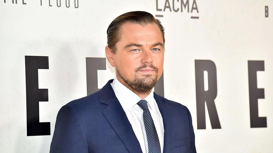 Leonardo DiCaprio - Getty - H 2017