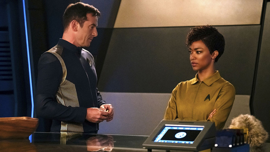 STAR TREK: DISCOVERY Context Is for Kings - Publicity - H 2017