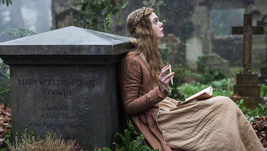 Mary Shelley - Publicity - H 2017