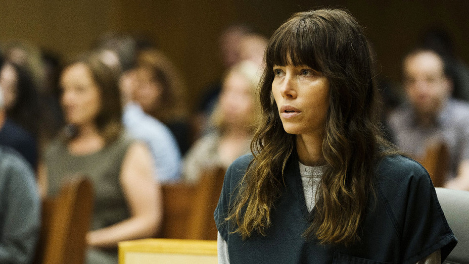 The Sinner Still Jessica Biel - Publicity - H 2017