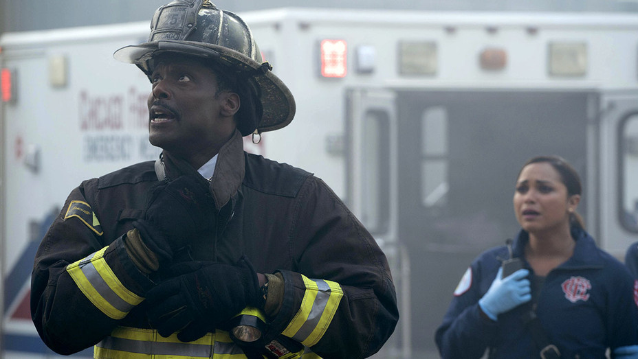 CHICAGO FIRE - Episode 601  - Eamonn Walker -Publicity-H 2017