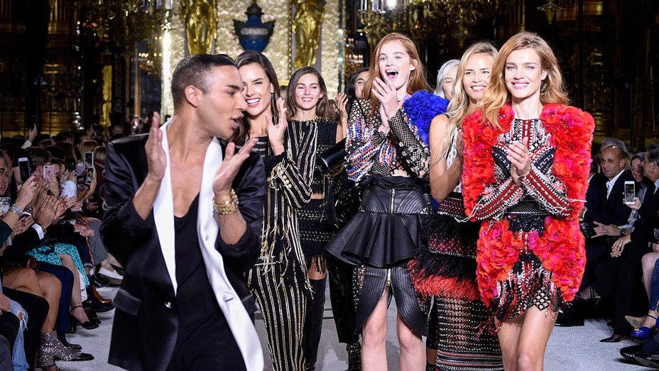 Olivier Rousteing - Getty - H 2017