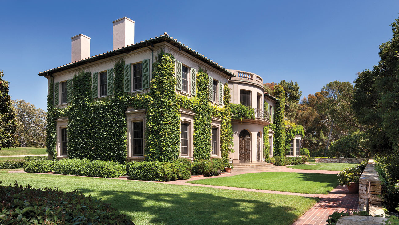 Why Angelina Jolie Taylor Swift And More Are Renovating L A S Historic Mansions Hollywood Reporter