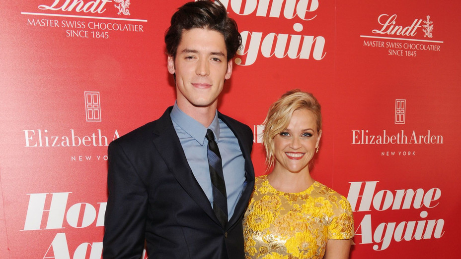 Pico Alexander and Reese Witherspoon - H 2017