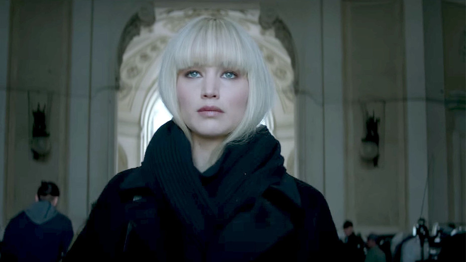 Red Sparrow - Official Trailer 20th Century FOX - Jennifer Lawrence -Screen shot-H 2017