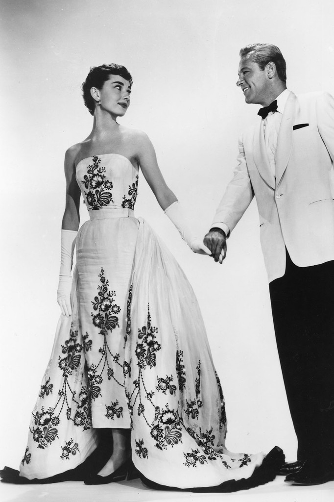 You Could Own Audrey Hepburn's Iconic 'Sabrina' Gown   Hollywood Reporter