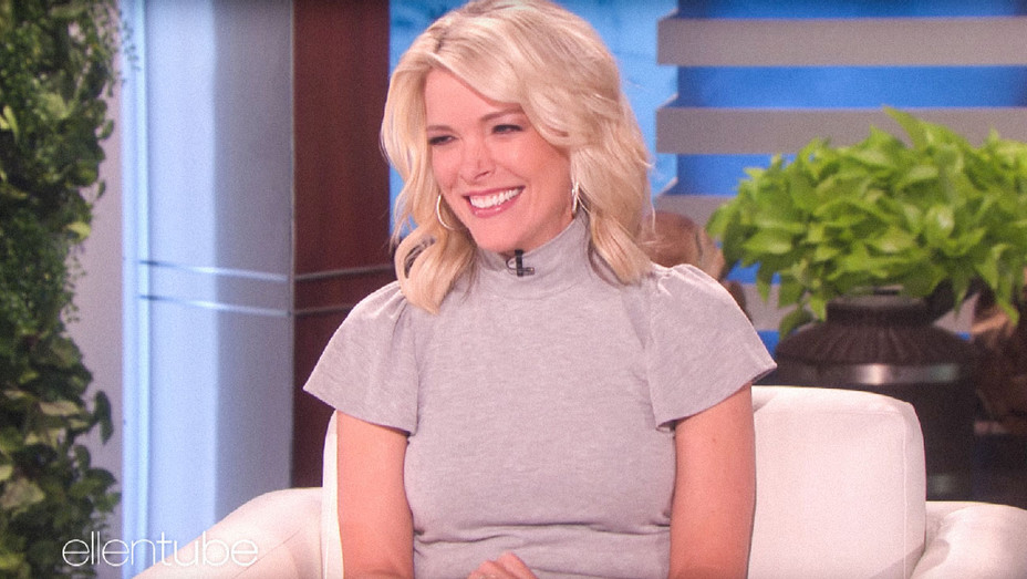 The Ellen Show Megyn Kelly - Screenshot - H 2017