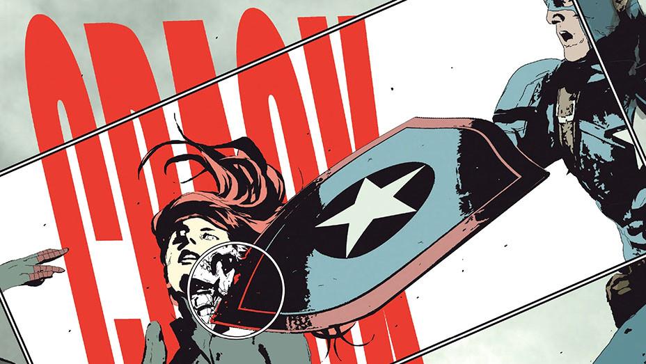 Secret Empire - Andrea Sorrentino Marvel Entertainment - Publicity -H 2017