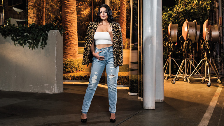 Growing Up 'Modern': Ariel Winter on Family Turmoil, Online Shaming and a New Life in College