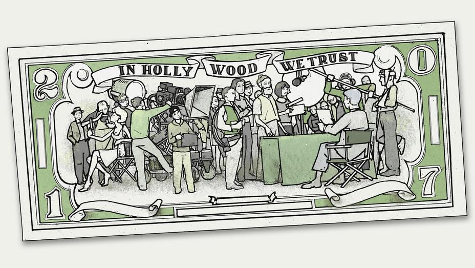 Hollywood Money Bill Illo - THR - H 2017