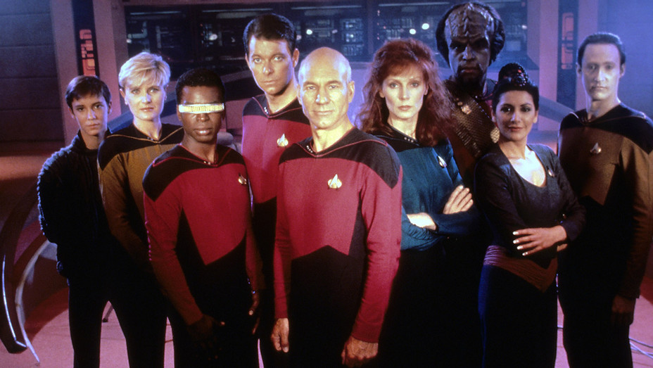 Star Trek The Next Generation Episodes