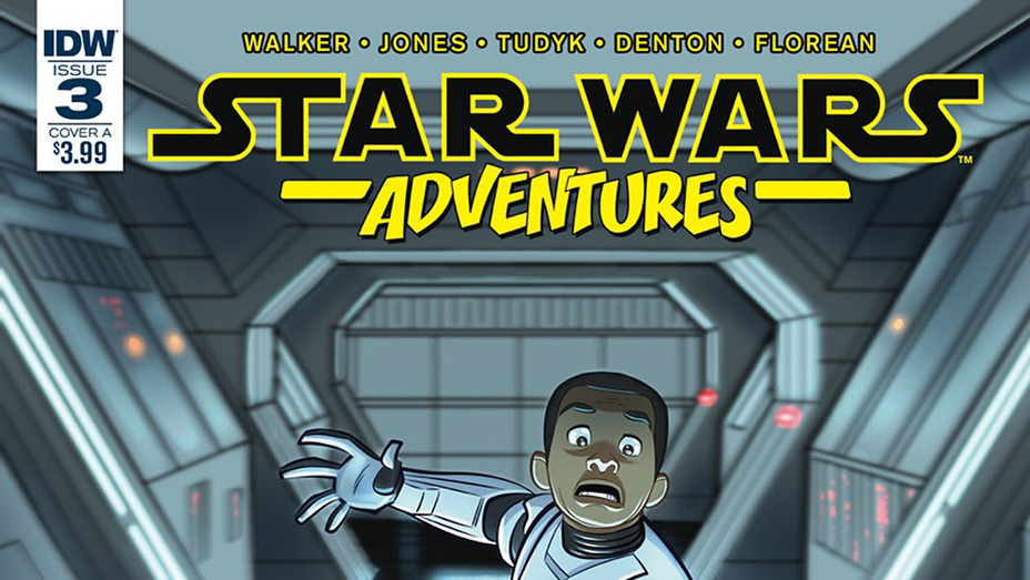 Star Wars Adventures 3 Cover - Publicity - P 2017