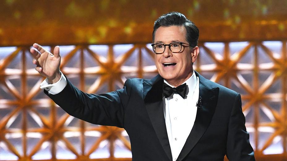 Stephen Colbert_emmys 2 - Getty - H 2017