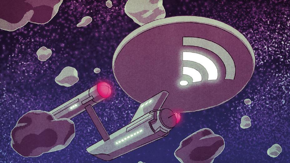 Star Trek Streaming - Illustration - H 2017
