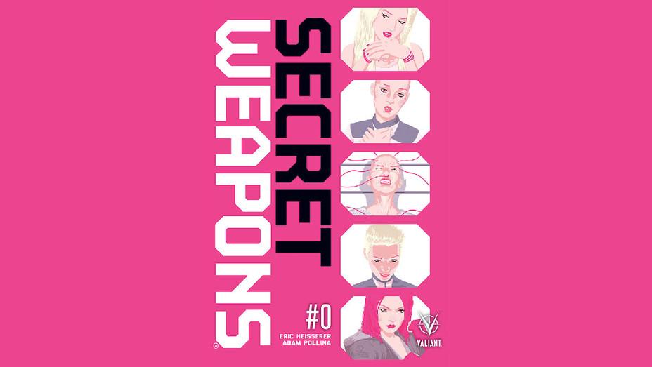 Secret Weapons Zero Art - Publicity - H 2017
