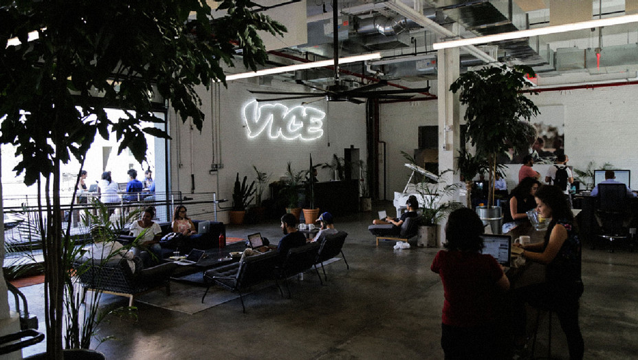 VICE Offices - Publicity - H 2017