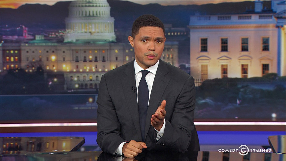 The Daily Show with Trevor Noah - H 2017