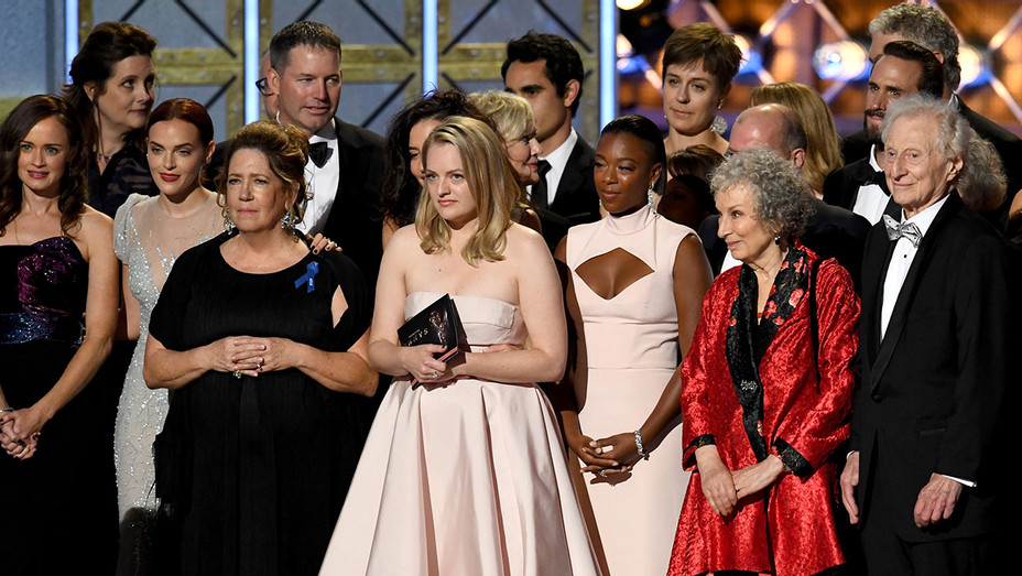 The Handmaid's Tale_emmys - Getty - H 2017