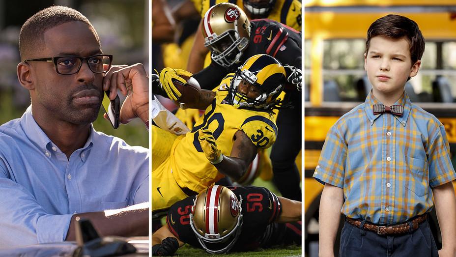 This is Us_NFL_Young Sheldon Split - Publicity - H 2017
