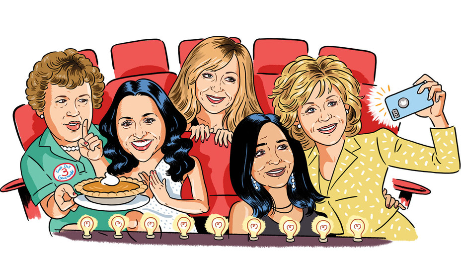 Nominees Pick Their Ideal Seatmates -Illustration By Kyle Hilton -H 2017