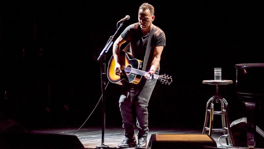 Bruce Springsteen in SPRINGSTEEN ON BROADWAY - Publicity-H 2017