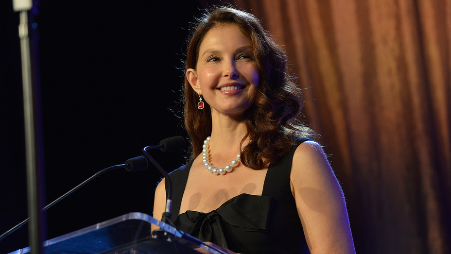 Ashley Judd Getty H 2017