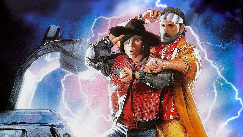 Back to the Future_Walking Dead Spoof - Publicity - H 2017